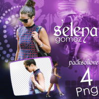 PNG PACK (81) Selena Gomez by DenizBas