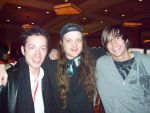 Todd Haberkorn Aaron Dismuke by PaladinCecil