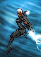 STORM:DAYS OF FUTURE PAST by Sabrerine911