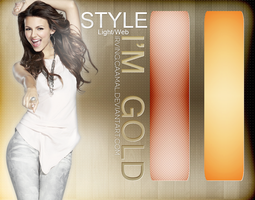 I'm gold Styles by Bestouthearted
