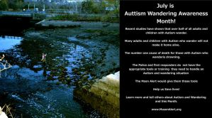 Autism And Wandering1 by AutismDogGirl