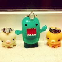 Ring holders ~ 71/365 by PiliBilli