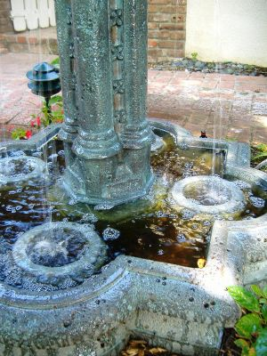 The Fountain of Youth by MistressxMannequin