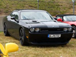 Dodge Challenger SRT by UltraMagnus72