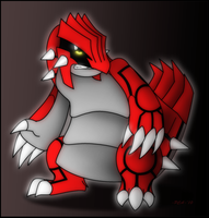 Groudon by PokeChibiArtist98