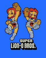 Super Lion-O Brothers by Ape74