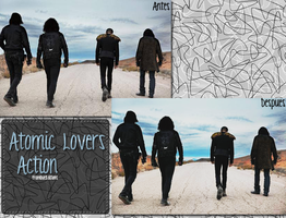 Atomic Lovers Action by FrambueEditions
