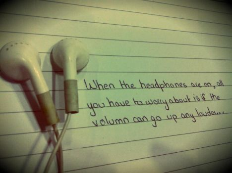 When the headphones are by slipcast-chrysalism