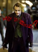 Joker - Happy Face. Full view by JackArgetlam