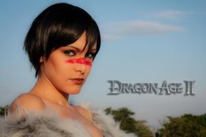 Lady Hawke Test - Dragon Age by Yukilefay