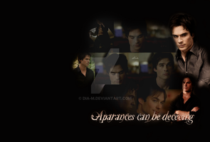 damon salvatore by dia-m