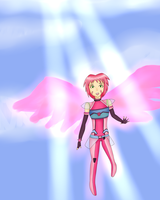 Angel in the Sky by semie78