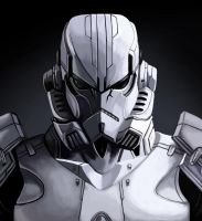 Storm Trooper (Square Enix Design) by SoulStryder210