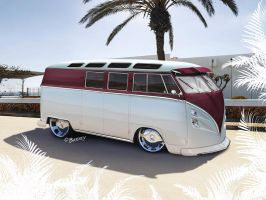 VW T1 Custom by BarneyHH