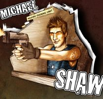 Michael Shaw by biscuit-the-great