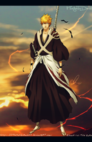 Bleach 582 Now I Am More Ready by IITheYahikoDarkII