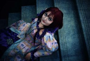 Trinity Blood: Esther by auntLilith