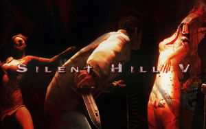 Silent Hill V - Wallpaper by OnlyAppearStupid
