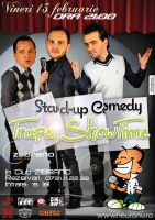 Club Zebrano - Stand-Up comedy by semaca2005