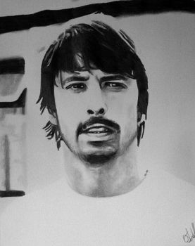 Dave Grohl by danUK86