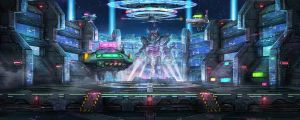 Robot Arena by AlienTan