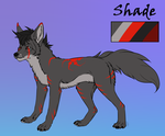 Feral Shade by Lightikea by pokemonmaster4