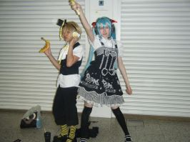 Expo 2009 - Vocaloids by sassie-kay