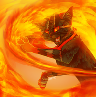 Fan the flames by Finchwing