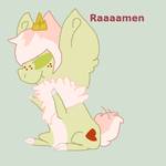 #1, Raaamen by REDandYELLOWZ