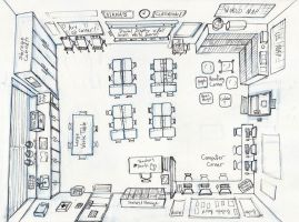 My Classroom Design by Diana-Huang