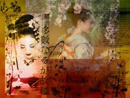 Memoirs of a Geisha by Lord-Iluvatar