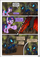 Swarm Rising page 37 by ThunderElemental
