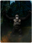King Kong by sarcophagus6