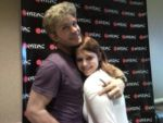 Me and Vic Mignogna by KyraAnimeLuver12