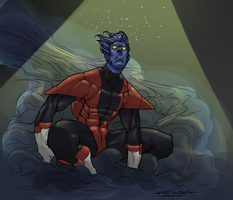 NightCrawler by TheBrunox