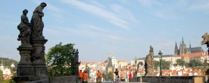 Charles Bridge (Prague, summer 2012) by Into-TheWild