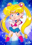 Sailor Moon by K-Bo by kevinbolk