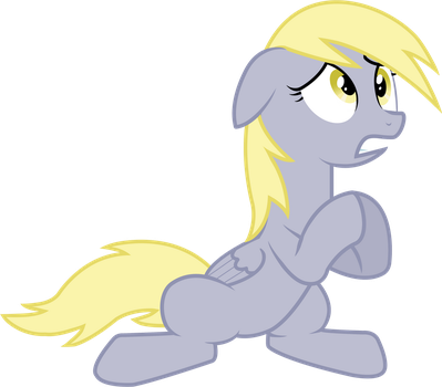 Derpy =( by thardusi