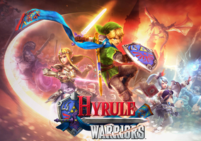 E3 2014: Hyrule Warriors by Legend-tony980