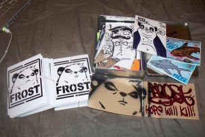 Sticker Lot 2 by FROST513