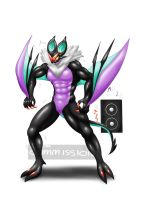Noivern Suit - TF 4/5