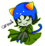 Nepeta by cat-doodle
