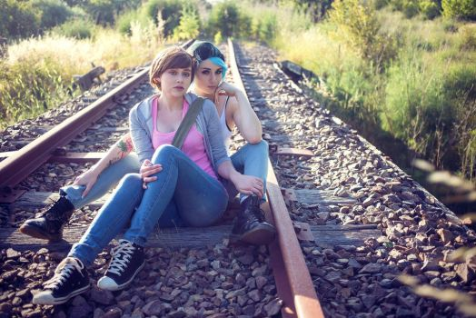 Max and Chloe, Life is strange by KaylaErinOfficial