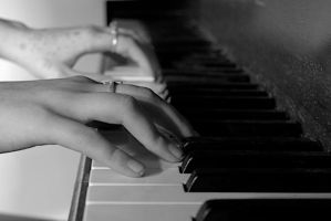 Piano Player by EgoDerelinquo