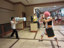 AFest 2012 - Gray and Natsu 2 by Soynuts