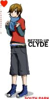 REZZED UP CLYDE. by x--blackrose--x