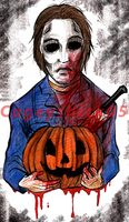 Myers [Art Trade] by Cageyshick05