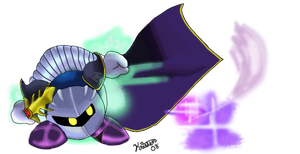Meta Knight by PunkIn-Kitty