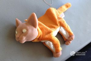 Cat DIY-Kit WIP by LimitlessEndeavours