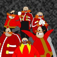 We are the Eggmen by Zikar